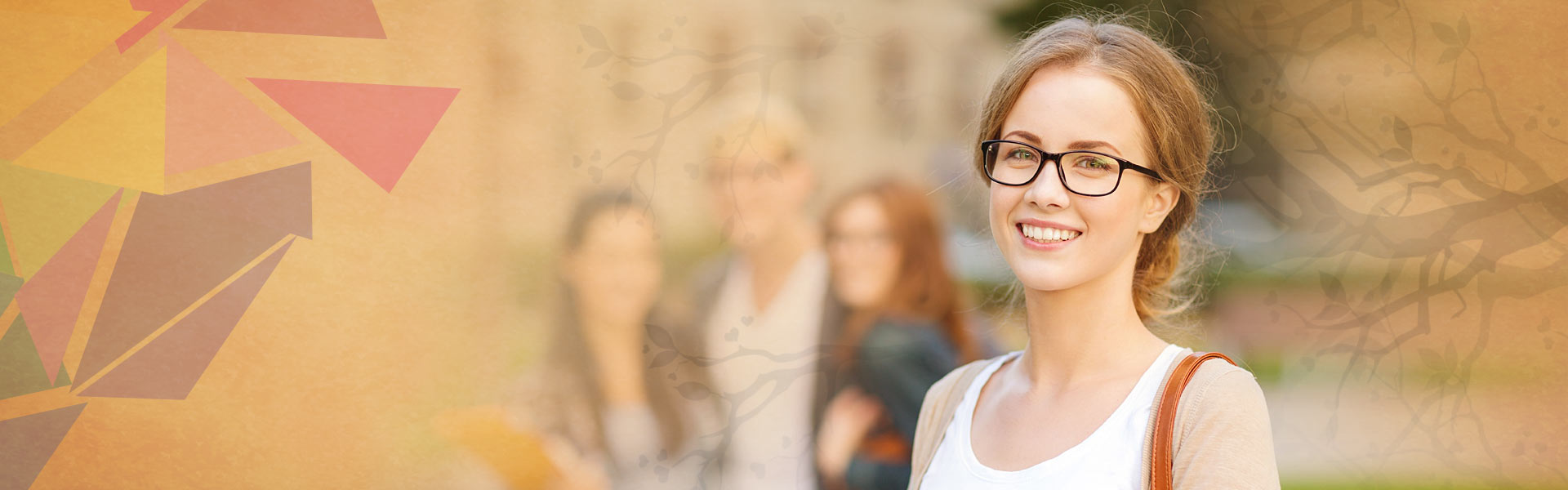 image showing happy student